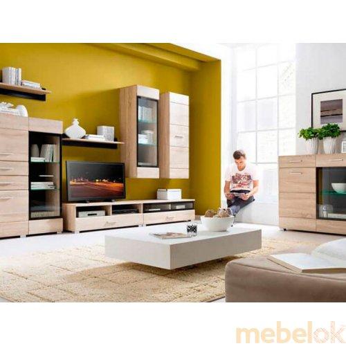 Зеркальное отображение - Комплект мебели Вушер