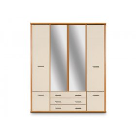 Шкаф платяной 4d Том