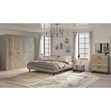 Модульная спальня Бари