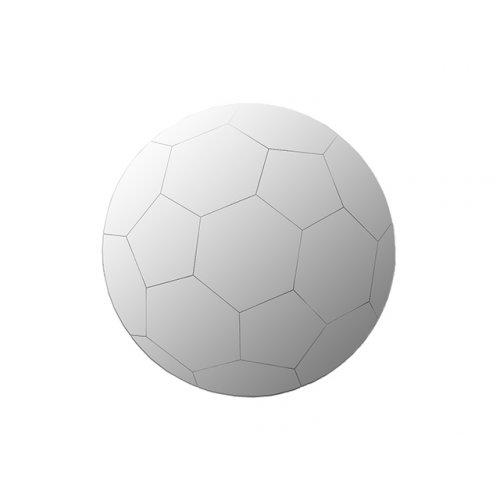 Зеркало Футбольный мяч