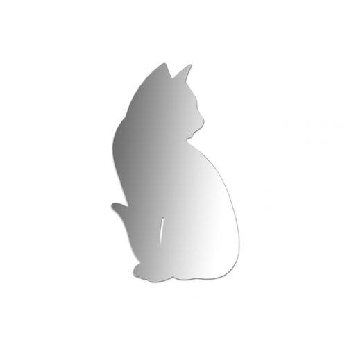Зеркало - сидящая Кошка