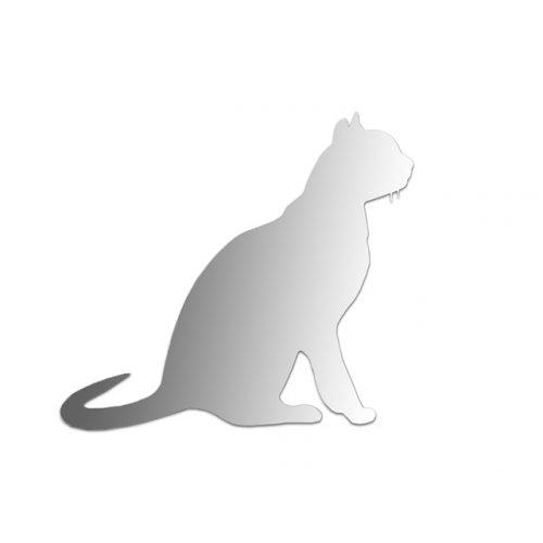 Зеркало Кошка смотрит