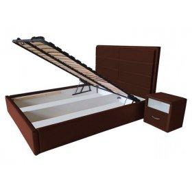 Кровать Софи 160x200 шоколад PR / KV с подьемныйм механизмом