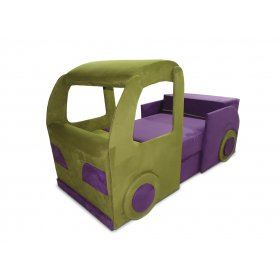 Диван-кровать детская Авто Мобиль