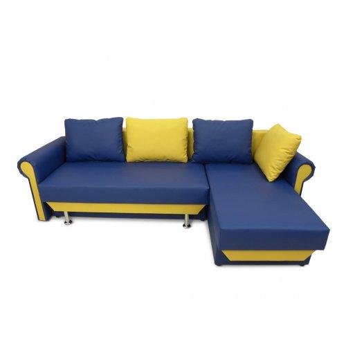 Угловой диван-кровать Шейрон