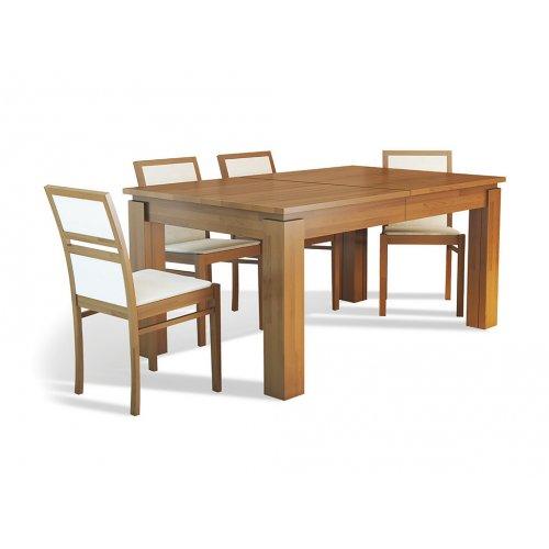 Стол раскладной Эльбридж дуб 90х160-360см
