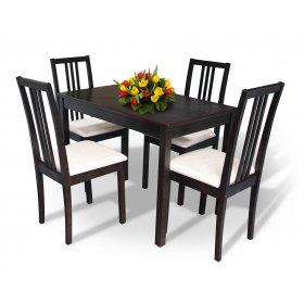 Кухонный комплект Оптим (стол+4стула)