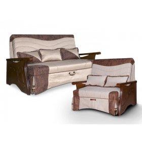 Комплект мягкой мебели Забава новая
