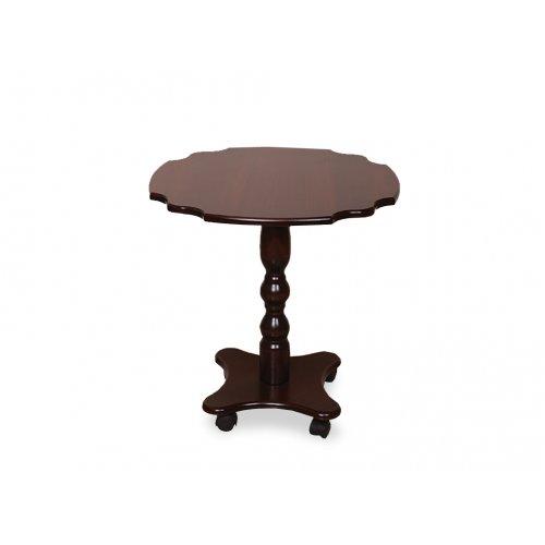 Стол журнальный Кофейный-4 орех темный