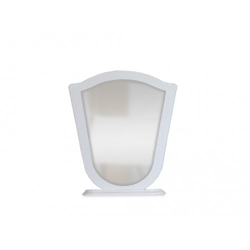 Зеркало Лира (белое)