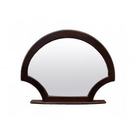 Зеркало Козерог малое орех темный