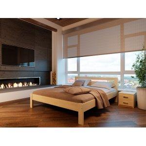 Дерев'яне ліжко Соната 90х190