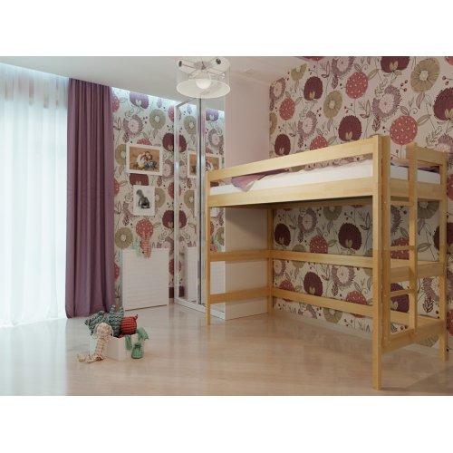 Двухъярусная кровать Горище 90х200