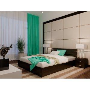 Кровать Лагуна бук 160х200