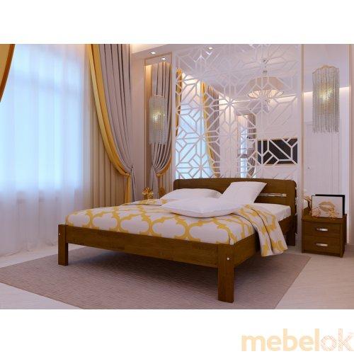 Кровать с подъемным механизмом Октавия 180х200