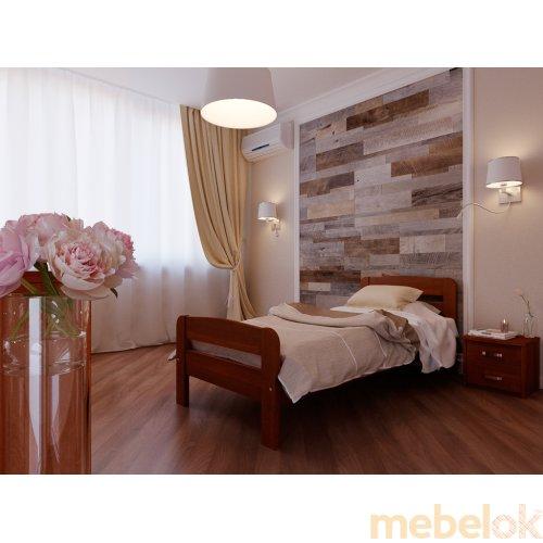 Кровать Октавия С1 80х200
