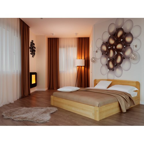 Кровать с подъемным механизмом Октавия 160х200