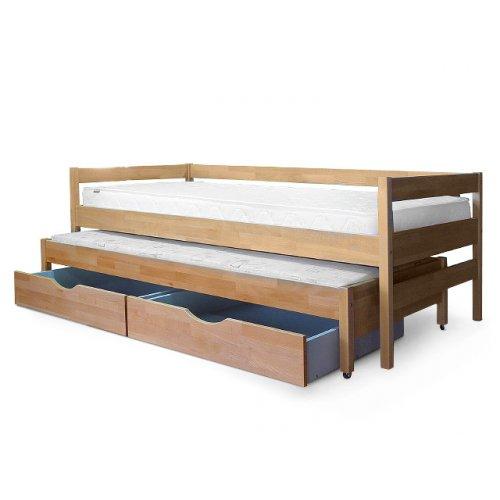 Кровать Компакт 90х200 с выдвижным спальным местом