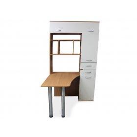Компьютерный стол НСК-4 береза карельская