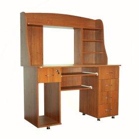 Компьютерный стол Ника 11 с надстройкой