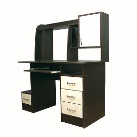 Компьютерный стол Ника 12 с надстройкой