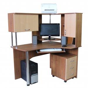 Недорогой письменный Стол ОН 54/2 150х60х75. Купить стол в магазине МебельОк.