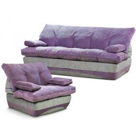 Комплект мягкой мебели Люси Эко
