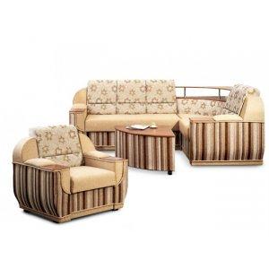 Комплект мягкой мебели Маэстро