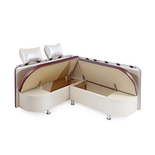 Кухонный угловой диван Палермо 1,8