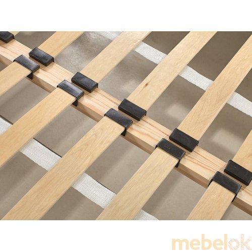 кровать с видом в обстановке (Кровать Мальта 140x200)