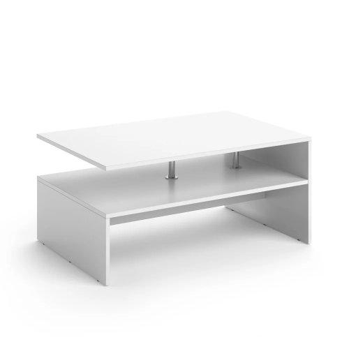 Журнальный столик Amato белый