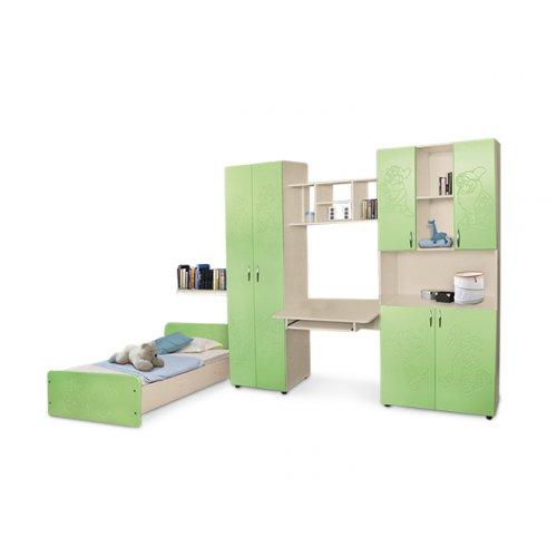 Кровать к детской спальне Джери и Симба