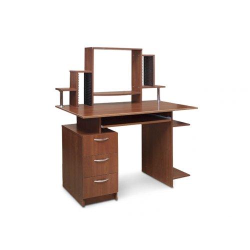 Компьютерный стол Пегас с надстройкой