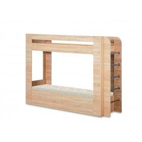 Детская двухъярусная кровать Олимп
