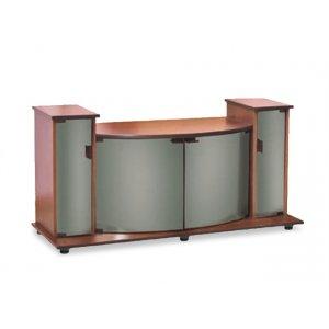 Тумба РТВ Плутон. Купить тумбу под ТВ в интернет-магазине мебели МебельОк
