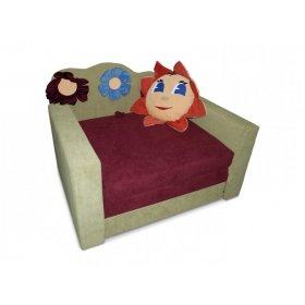 Детский диван Фантазия Лужок