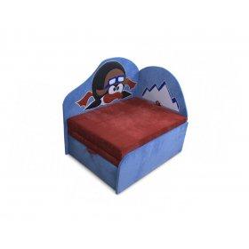 Детский диван Мини-аппликация Пингвин