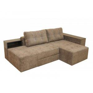 Угловой диван-трансформер Бруклин Lux