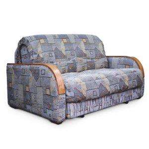 Диван-кровать Марк - Канзас с широкими подлокотниками 150
