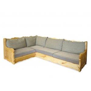 Угловой диван S