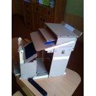 Сыроватский Aлим - Парта С-890 производителя Абсолют-Мебель