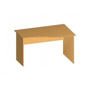 Письменный стол БЮ 109 (110) 130х84х75 см