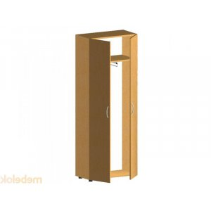 Шкаф гардеробный БЮ 408 70х34.7х182.5 см
