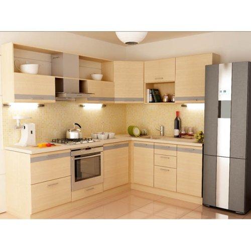 Кухня Адель-2 дуб молочный (3,6 м)
