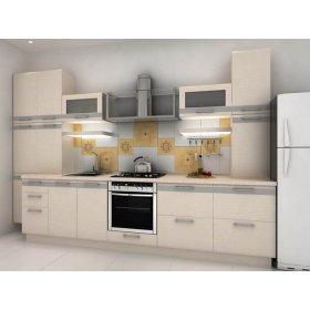 Кухня Адель-6 дуб молочный (3,8 м)