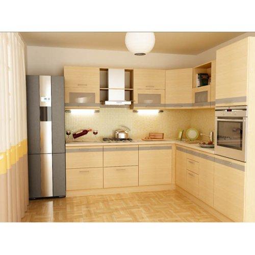 Кухня Адель-5 дуб молочный (4,2 м)