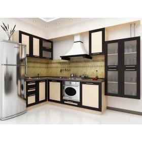 Кухня Адель-3 дуб венге (4 м)