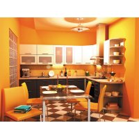 Какой должен быть дизайн маленькой кухни