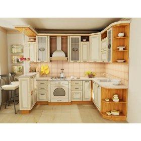 Кухня Классик-2 (3,5х1,9 м)
