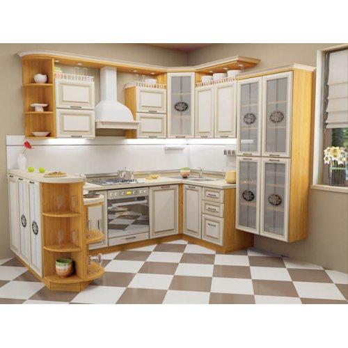 Кухня Классик-3 (3,7х1,8 м)